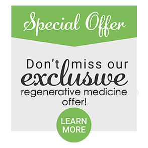 Chiropractor Near Me Maryland Regenerative Medicine Special Offer