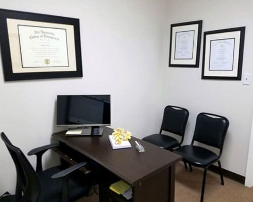 Chiropractic Overlea MD Office